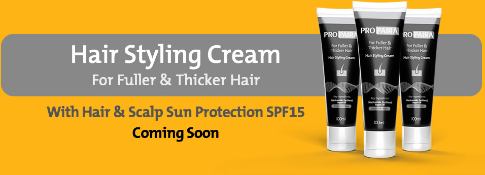 Propaira Hair Styling Cream - Ready Now